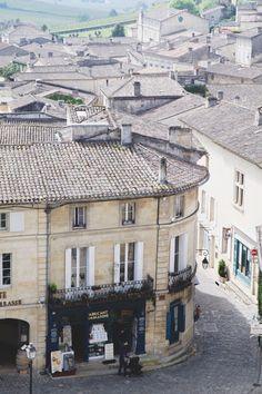Saint-Émilion, Libourne, Gironde, Aquitaine-Limousin-Poitou-Charentes, France