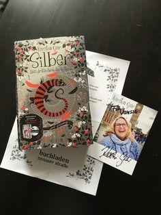 PalomaPixel: Rezension Silber das dritte Buch der Träume