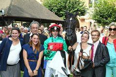 Grand Prix de Deauville (Groupe 2) – Siljan's Saga ou la victoire de l'émotion #horseracing