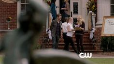 """Caroline and Klaus: Screencaps From A Klaroline-Filled """"My Brother's Keeper"""" Clip"""