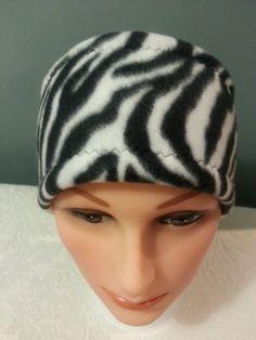 Zebra Print Ear Warmers, Zebra Fleece Headband, Animal Print Ear Warmer, Zebra Fleece Ear Band, Zebra Fleece Ear Warmer Headband, Earmuffs by StephFleeceDesigns on Etsy