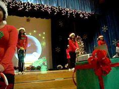 Rockin Around The Christmas Tree Dance