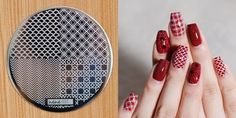 1Pc Nail Art Stickers Image Stamp Stamping Plates Manicure Series Style H05 ** Details can be found by clicking on the image.