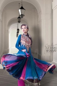 Exclusive Bridal and Formal Collection by Saleem Fabrics 2012