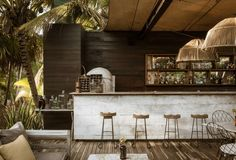Be Tulum, a boutique hotel tucked within the jungle on the Caribbean Sea, has an eye for style without sacrificing any of its laid-back beach charm.