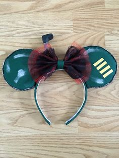 Star Wars Boba Fett Inspired Mickey Ears by MadeofMagicEars on Etsy https://www.etsy.com/listing/289141853/star-wars-boba-fett-inspired-mickey-ears