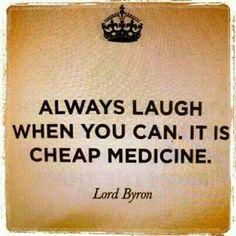 The best medicine!