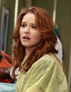 April Kepner! THE BEST CHARACTER ON GREY'S ANATOMY!