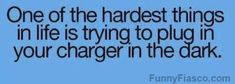 Hardest things in life Quotes funny quote hilarious lol lol pics