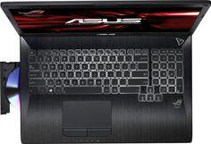 Asus G750JX. My cousin's Laptop.