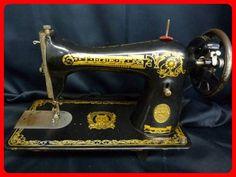 Sewing Machine TIGERアンティークミシンジャンク インテリア 雑貨 家具 Antique ¥5800yen 〆06月16日