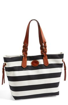 Dooney  Bourke Stripe Nylon Shopper http://shop.nordstrom.com/s/dooney-bourke-stripe-nylon-shopper/3710704?origin=category-personalizedsortcontextualcategoryid=0fashionColor=Black/%20Whiteresultback=1440cm_sp=personalizedsort-_-browseresults-_-1_4_DsiteId=QFGLnEolOWg-t3DvfUw4Lcg9pZPX779pTw