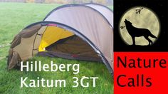 Hilleberg Kaitum 3GT 3 Person, 4 Season Backpacking Tent