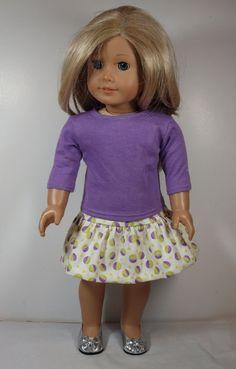18 inch Doll Clothes American Girl Dolls by AbygailElizabeth, $11.99