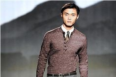 """"""" She Ji Sorgere """" China First Luxury Brand for MEN"""