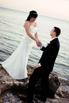 Destination wedding at the Rusty Pelican in Tampa, Florida