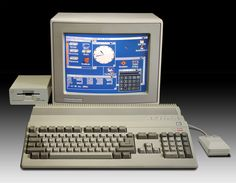 Commodore Amiga 500 computer, which made me love computers and the major I am studying right now.