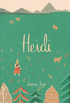 A3 Heidi poster. $52.09, via Etsy.