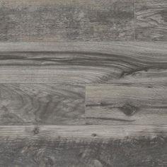 Black Laminate Flooring, Grey Flooring, Black Wood Floors, Vinyl Flooring, Grey Oak, Brown And Grey, Weathered Grey Stain, Floor Stain, Wood Planks