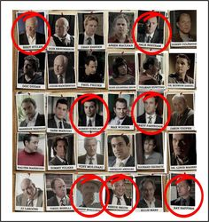 I guessed Bret Stiles, Bertram, and Haffner would be on the list, but I was surprised by Sheriff McAllister and Reede Smith. Simon Baker, House Season 7, Patrick Jane, Cinema, Great Tv Shows, Good Movies, Detective, Movies And Tv Shows, Favorite Tv Shows