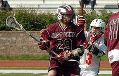 NFA lacrosse edged in overtime - Norwich Free Academy worked its way to a 9-8 lead in the second half before falling, 11-10, in overtime to East Lyme, which took the Eastern Connecticut Large Division boys lacrosse title with the win. Read more in Bulletin Sports: http://www.norwichbulletin.com/carousel/x1474279208/NFA-lacrosse-edged-in-overtime  #hssports #connecticut #lacrosse #nfa