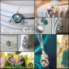 Origami Owl Living Lockets, Make perfect gifts for any occasion! See more at www.facebook.com/origamiowldollinevance