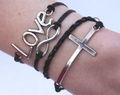 Antique Silver Bracelet Sailor bracelet by JewelryonlyforYou