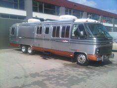 Online veilinghuis Catawiki: Airstream 345 motorhome - 1987