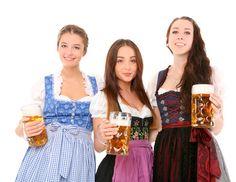 Man Bavaria Dirndl Folklore Woman Women Is Popular Costumes, Costumes For Women, Festivals, Black Lace Leggings, Black Floor Length Dress, Party Mottos, Ghost Bride, Beer Girl, Lederhosen