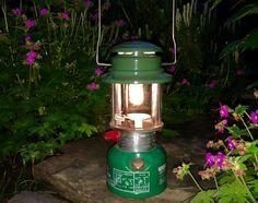 Coleman 321B EASI-LITE Lantern Canadian Made Jan. 1981
