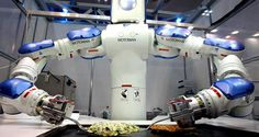 Why robots could soon replace fast food workers demanding higher minimum wage - Blog - MyNorthwest.com