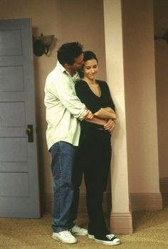 Chandler & Monica