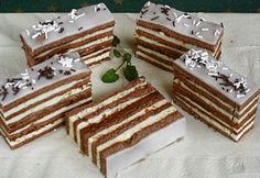 Kakaós-tejfölös mézes   NOSALTY Hungarian Recipes, Tiramisu, Cake Recipes, Ethnic Recipes, Food, Diet, Easy Cake Recipes, Essen, Eten