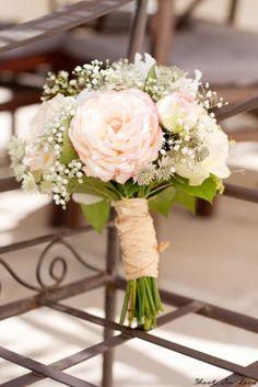 Bouquets de mariée   la mariee aux pieds nus