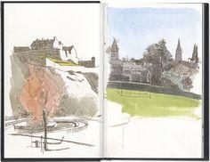 Edinburgh castle | por Wil Freeborn