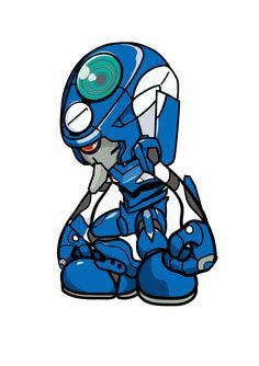 EVA Unit 00 from Evangelion