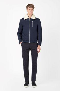 COS | Cotton flight jacket