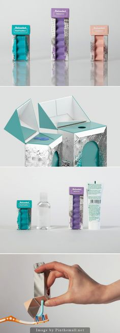Reloaded (Student Project) - #creative #packaging #design