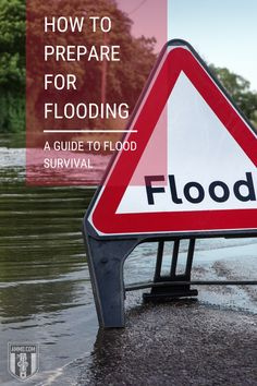Preparing for a flood? Read our guide to help you survive before, after, and during the flood with safety tips for flood preparedness. #prepareforflooding #guide #survival #flooding #preparadness