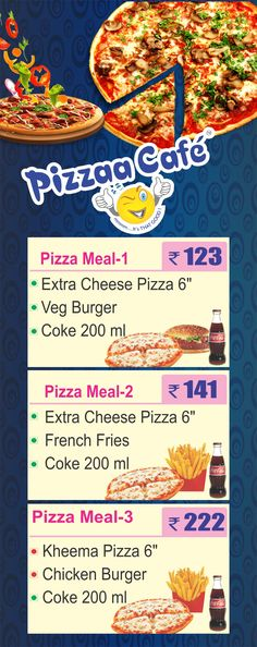 Order Now, choose from the variety of veg & non veg pizza combos..#Pizza #PizzaCafe #Pune #food #foodies