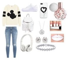 """Untitled #8"" by beautiful-697 ❤ liked on Polyvore featuring Uniqlo, Frame Denim, NIKE, Rebecca Minkoff, Zero Gravity and BERRICLE"