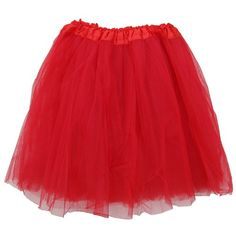ffc2a0031fc Adult Size 3-Layer Tutu Skirt - Princess Costume Ballet P... https