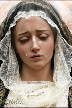 Lady of Sorrows Gate of Heaven, Advocate of sinners.... pray for us