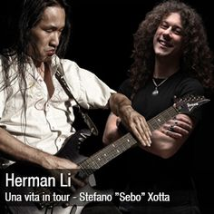 New article on MusicOff.com: Herman Li - Una vita in tour. Check it out! LINK: http://ift.tt/1VTH18P