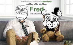 """rebornica: """"ask-freddy-fuckbear: """" Fred """" JESUS FUCK IT'S TRUE THO """""""
