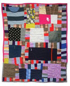 sherri lynn wood, Sam Hyun (1977-2011) Memorial Quilt for Vera
