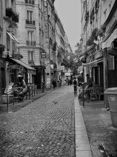 rue des Lombards - Paris 1er