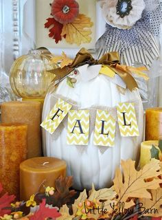 Fall Pumpkin by @Kathy Davis-Reid Yellow Barn (Ashley & Jourdan) #MPumpkins