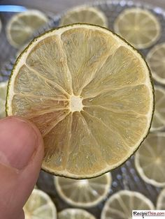 How to dehydrate Limes. Let me show you how easy it is to make dried lime slices using the dehydrator setting on your air fryer. Dehydrated limes are perfect for air fryer beginners, can be mix and matched with any citrus fruit and are perfect for summer cocktails and Christmas parties. Picture to scene….it was September 2013 and we were camping with my parents in rural Spain. It was a beautiful rural village, that shouted out REAL SPAIN and was not something you would typically see on a…