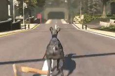 10 Goddamn Hilarious Gifs From Goat Simulator